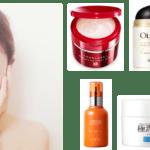 皮膚鬧水荒?每天用這個,保證讓你感受到水嫩皮膚的保濕推薦產品TOP 5!